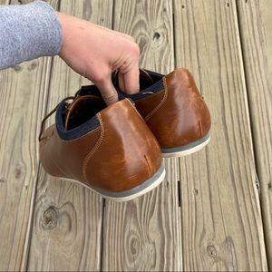 Galerisien Cognac Eng Lee Derby Sneaker